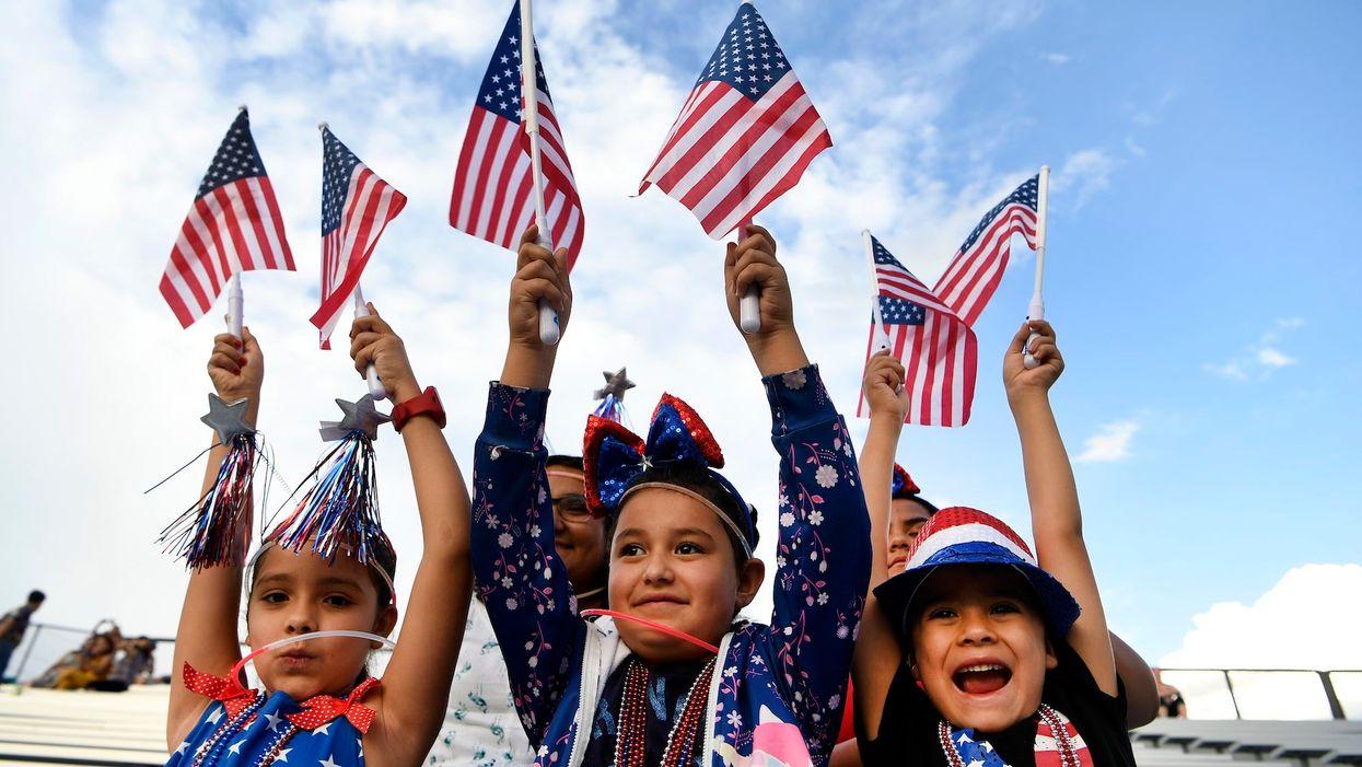 Stu Burguiere: America is still the best
