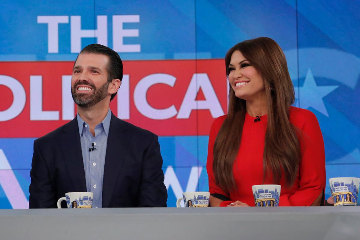 Kimberly Guilfoyle, top Trump fundraising official and girlfriend of Donald Trump Jr., tests positive for coronavirus