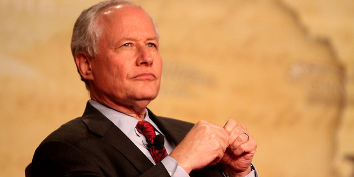 Bill Kristol Urges GOP Officials To Save Their Party — By Endorsing Biden