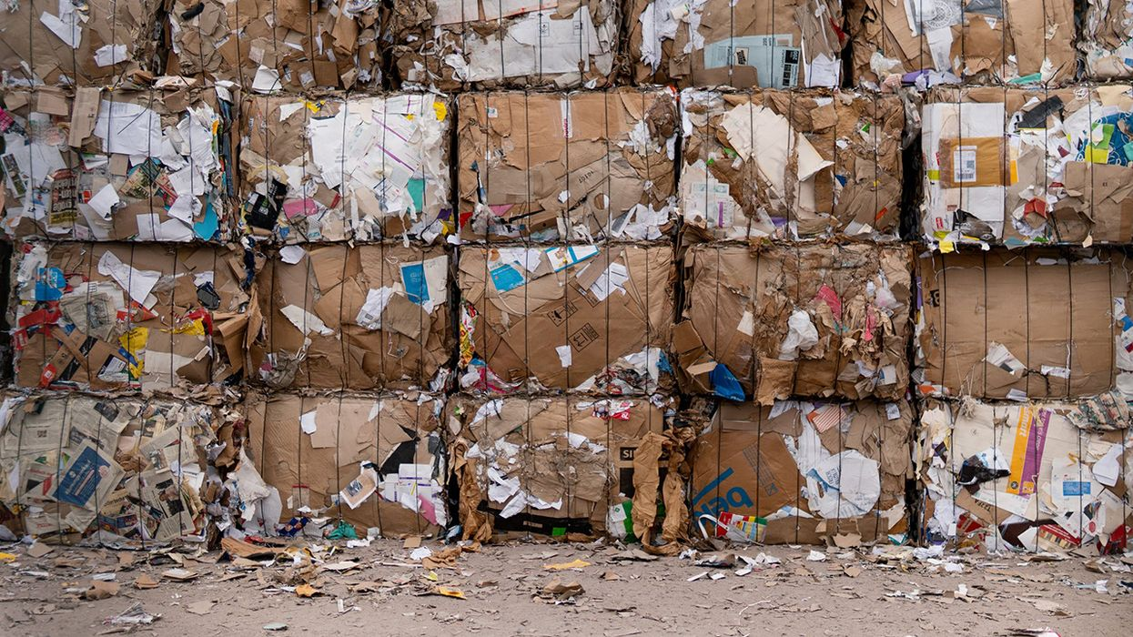 COVID-19 Is Laying Waste to Many U.S. Recycling Programs