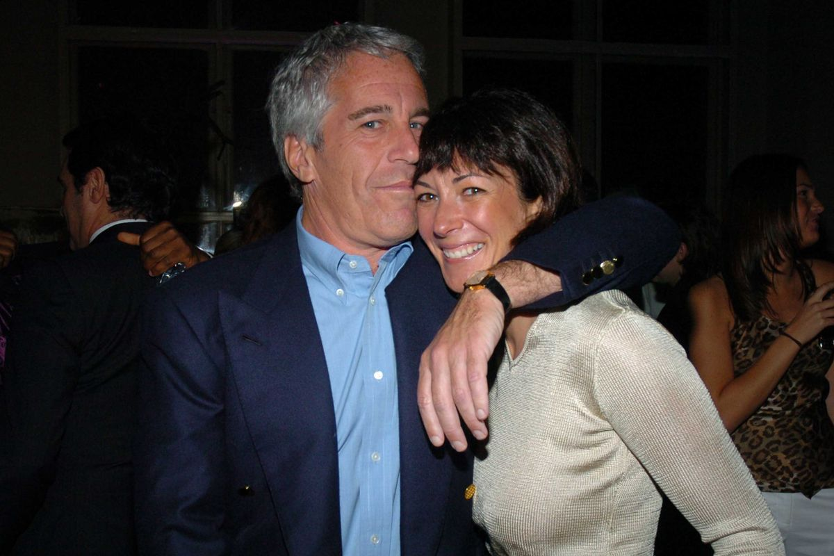 Ghislaine Maxwell Arrested on Sexual Abuse Charges