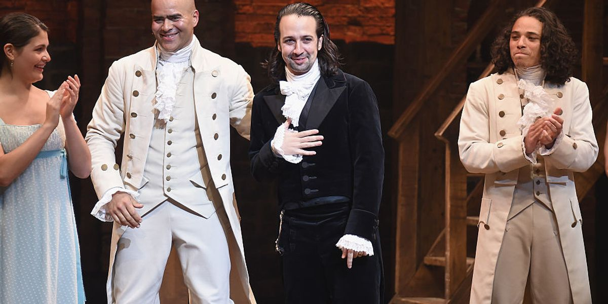 Wave of criticism smashes Lin-Manuel Miranda as leftists declare 'Hamilton' to be 'problematic'