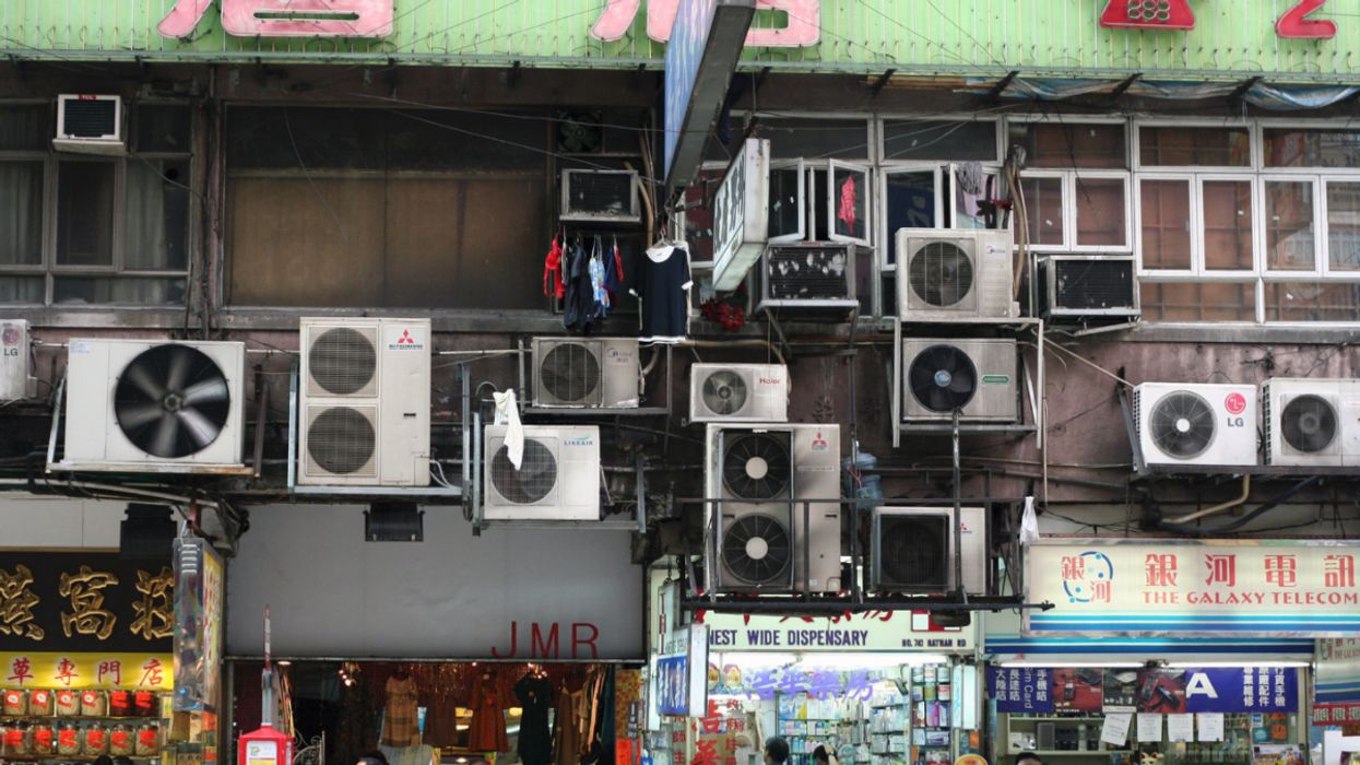 Air Conditioners Contribute to 'Energy Poverty,' New Study Finds