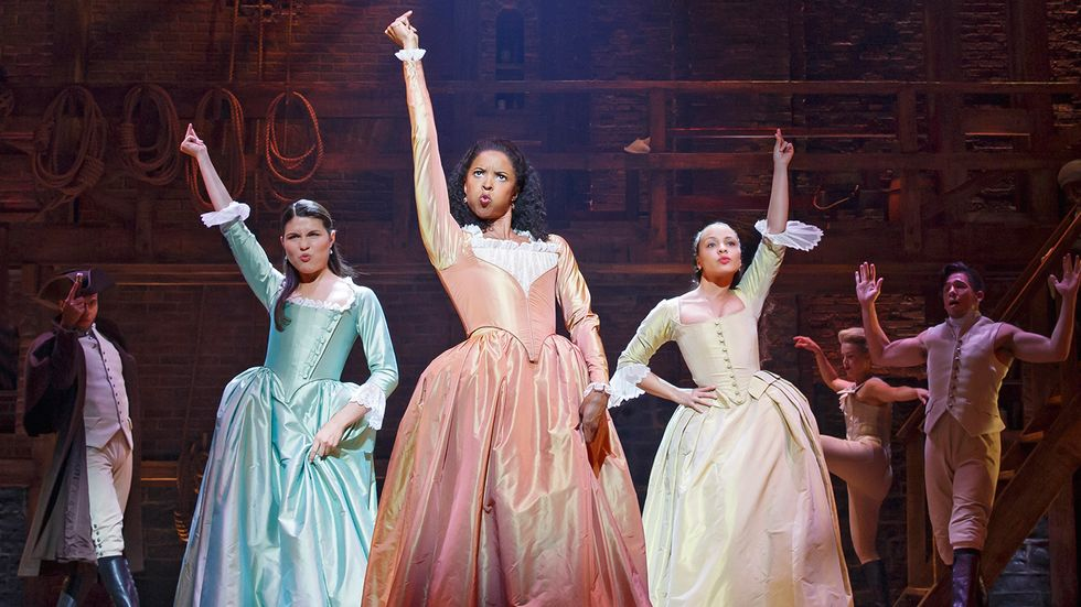 This Is The Revolutionary 'Hamilton' Character You Are, Based On Your Zodiac Sign