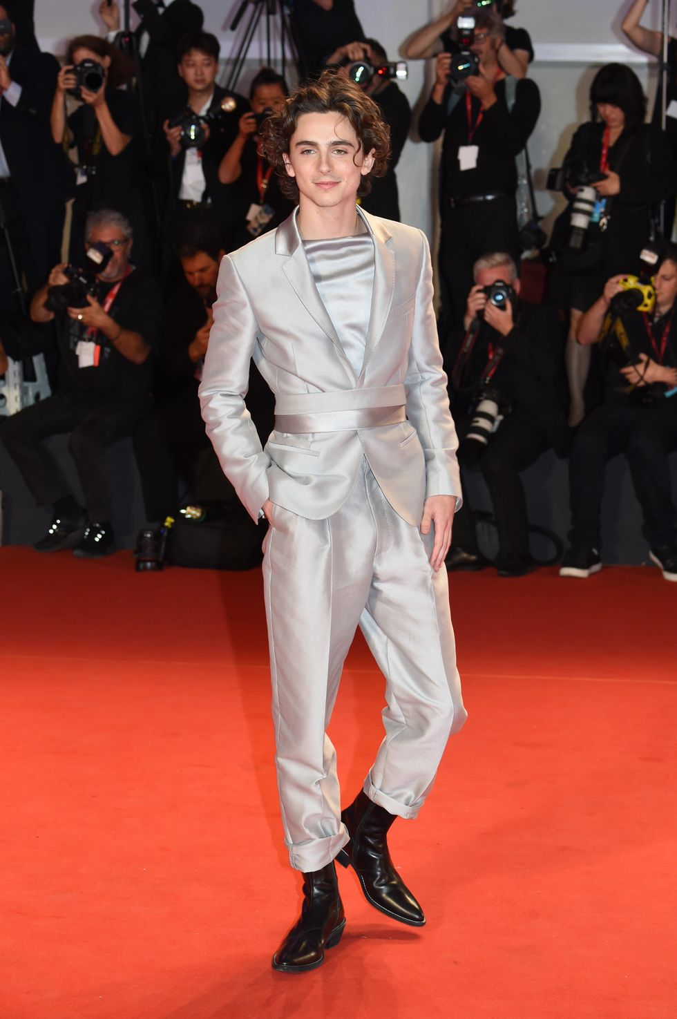 Did We Overhype Timothee Chalamet As A Style Icon Paper