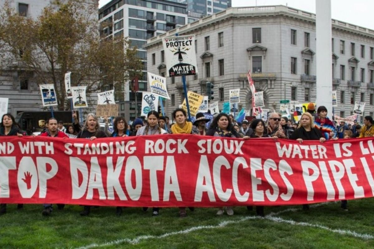 Victory for Standing Rock and Cheyenne River Sioux as court shuts down Dakota pipeline