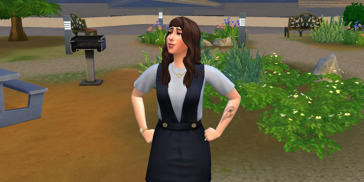 """I Gave Myself the Life I Deserve in """"The Sims 4"""" Because Real Life Is Terrible"""