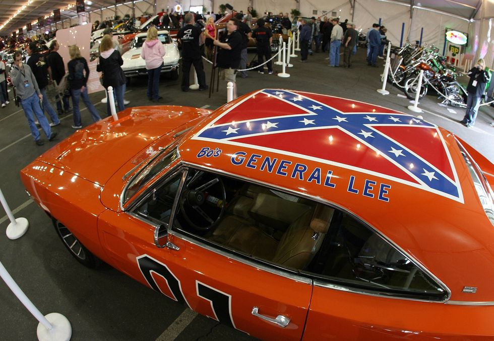 Museum: 'General Lee' car from 'Dukes of Hazzard' will remain on display