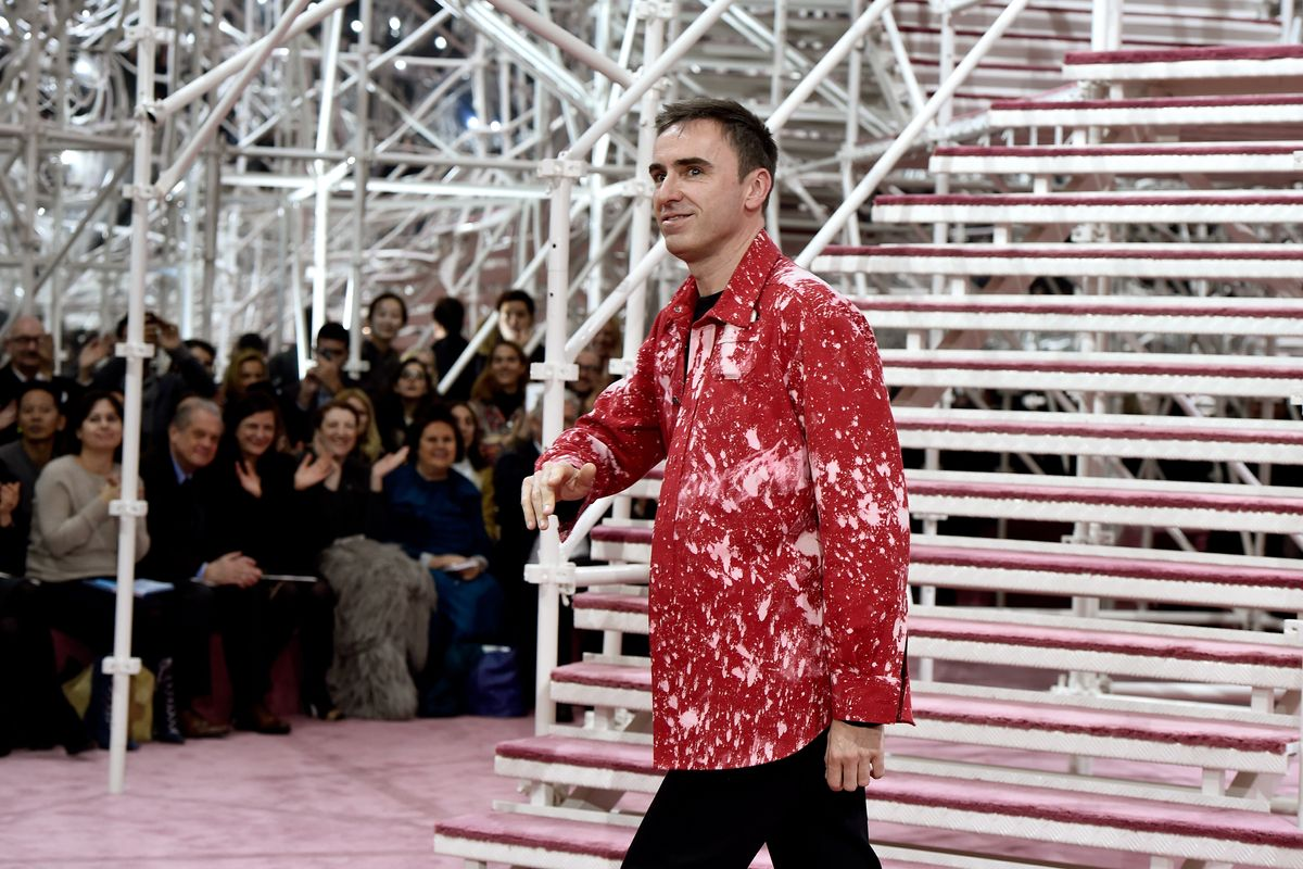 Raf Simons Is Reissuing 100 Pieces From His Archives