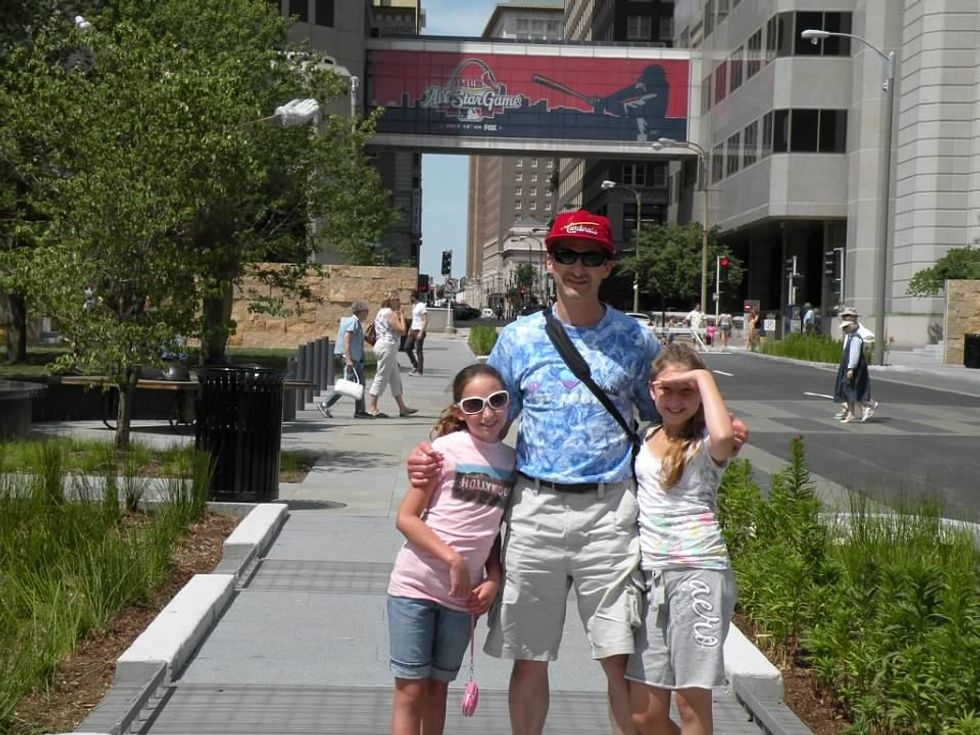 What Father's Day Means to a Girl with a Single Dad