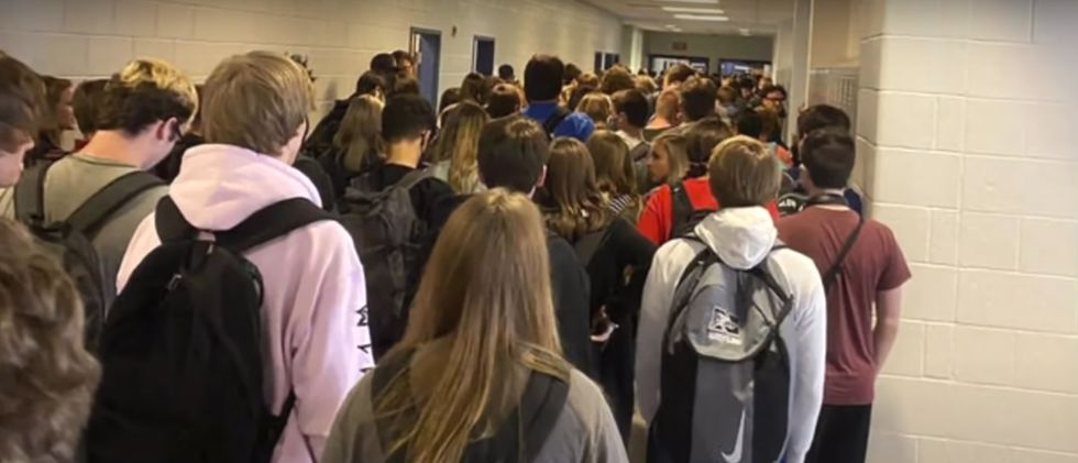 A Georgia Superintendent Calls Masks A 'Personal Choice' After Suspending Student For Viral Picture