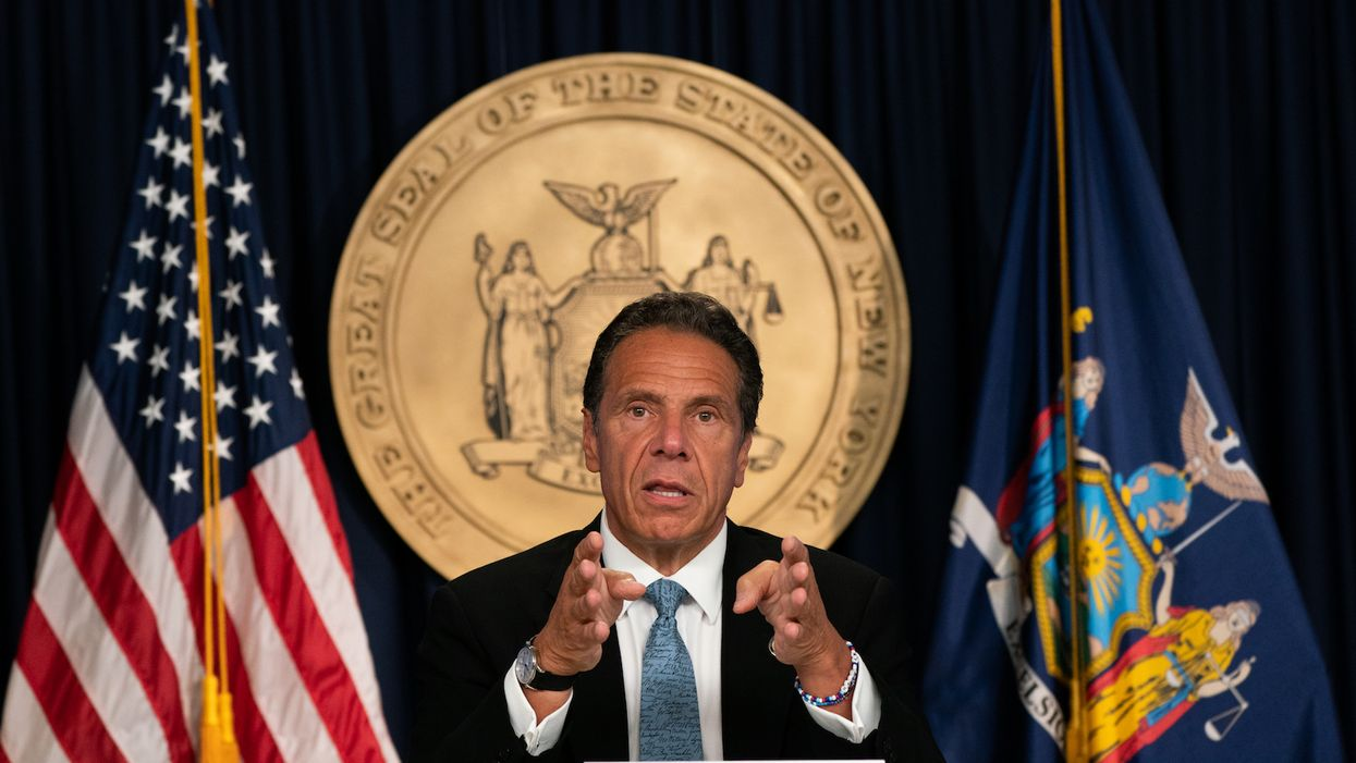New York Gov. Andrew Cuomo authorizes all schools to open for in-person classes