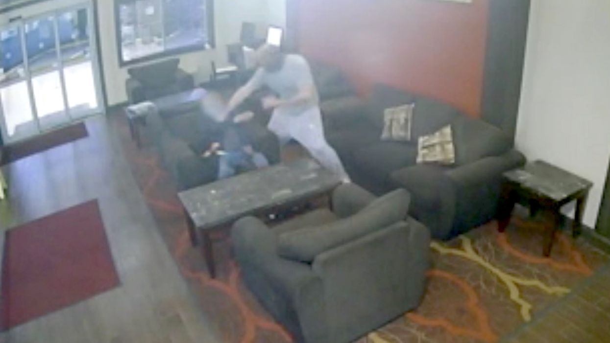 Man allegedly attacks 72-year-old disabled veteran over mask dispute — the vicious beating was caught on video