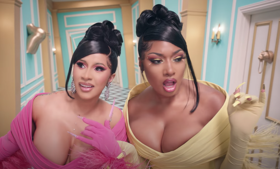 Cardi B And Megan Thee Stallion's New Song, 'WAP,' Is All About Sex And Is Dripping With Women Empowerment