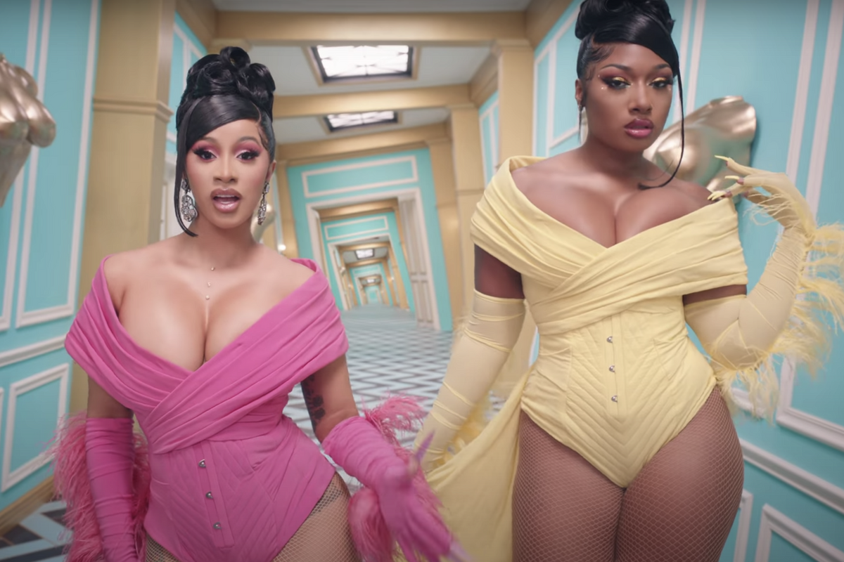 Cardi B, Megan Thee Stallion Release 'WAP' Music Video