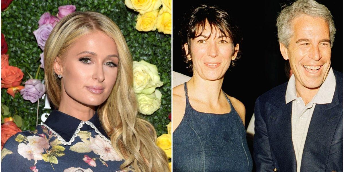 Ghislaine Maxwell Reportedly Tried to Recruit Paris Hilton For Jeffrey Epstein