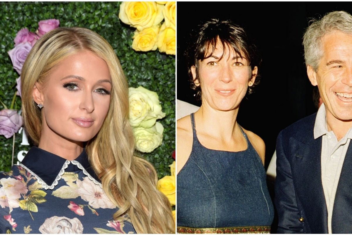 Ghislaine Maxwell Reportedly Tried to Recruit Paris Hilton For Jeffrey Epstein