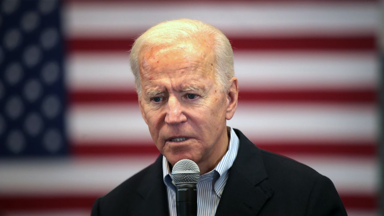 Joe Biden apologizes for his insulting comments about the black community