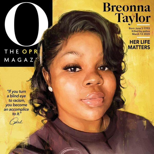 Oprah Is Putting Up 26 Billboards of Breonna Taylor