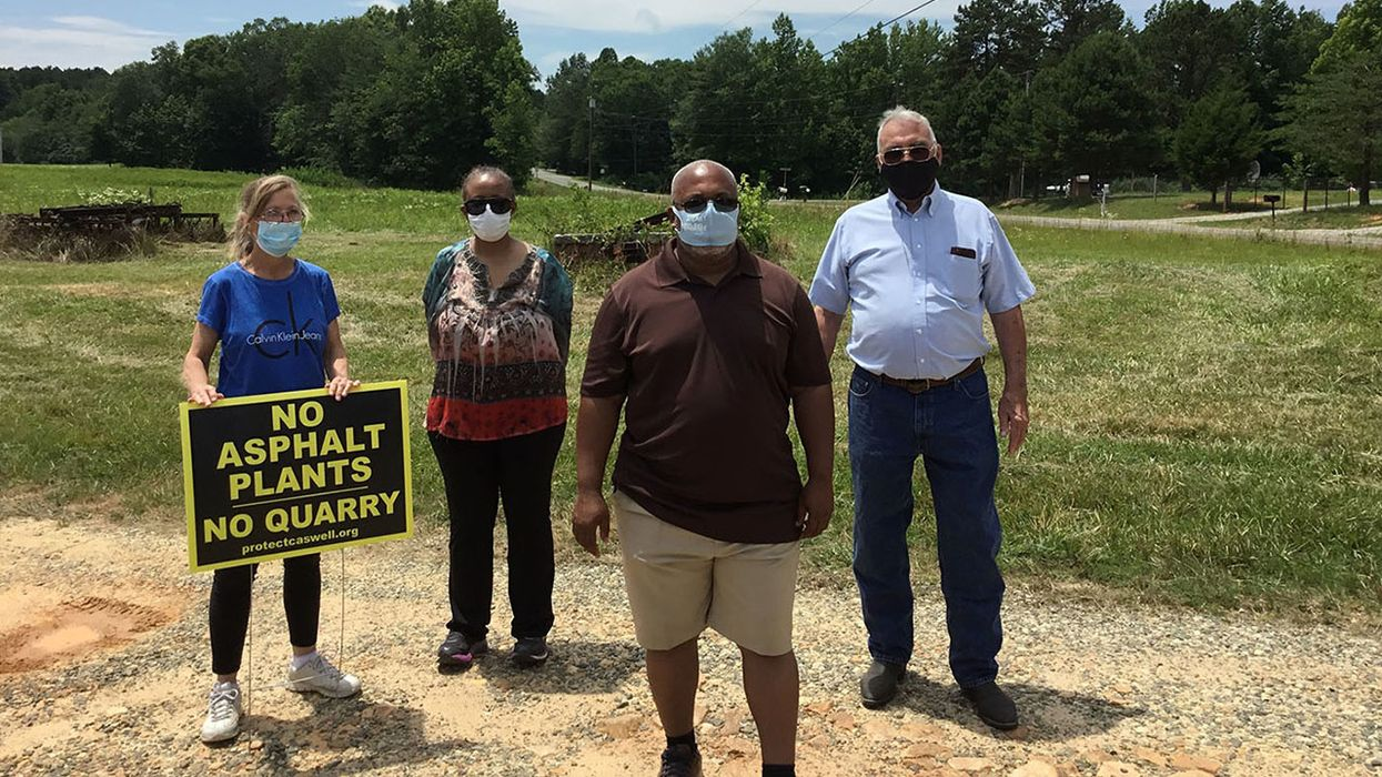 How a Small North Carolina Community Is Pushing Back on Pollution