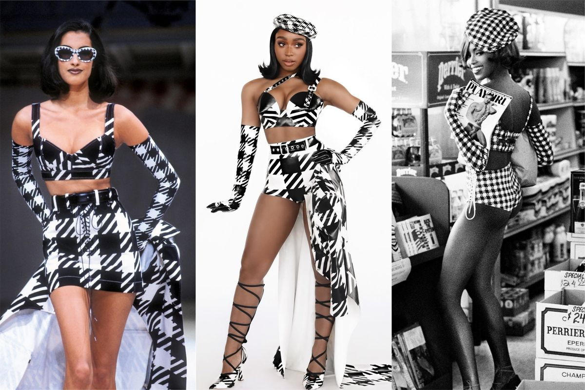 Alaïa's Iconic Tati Collection Is Still Influencing Fashion 30 Years Later