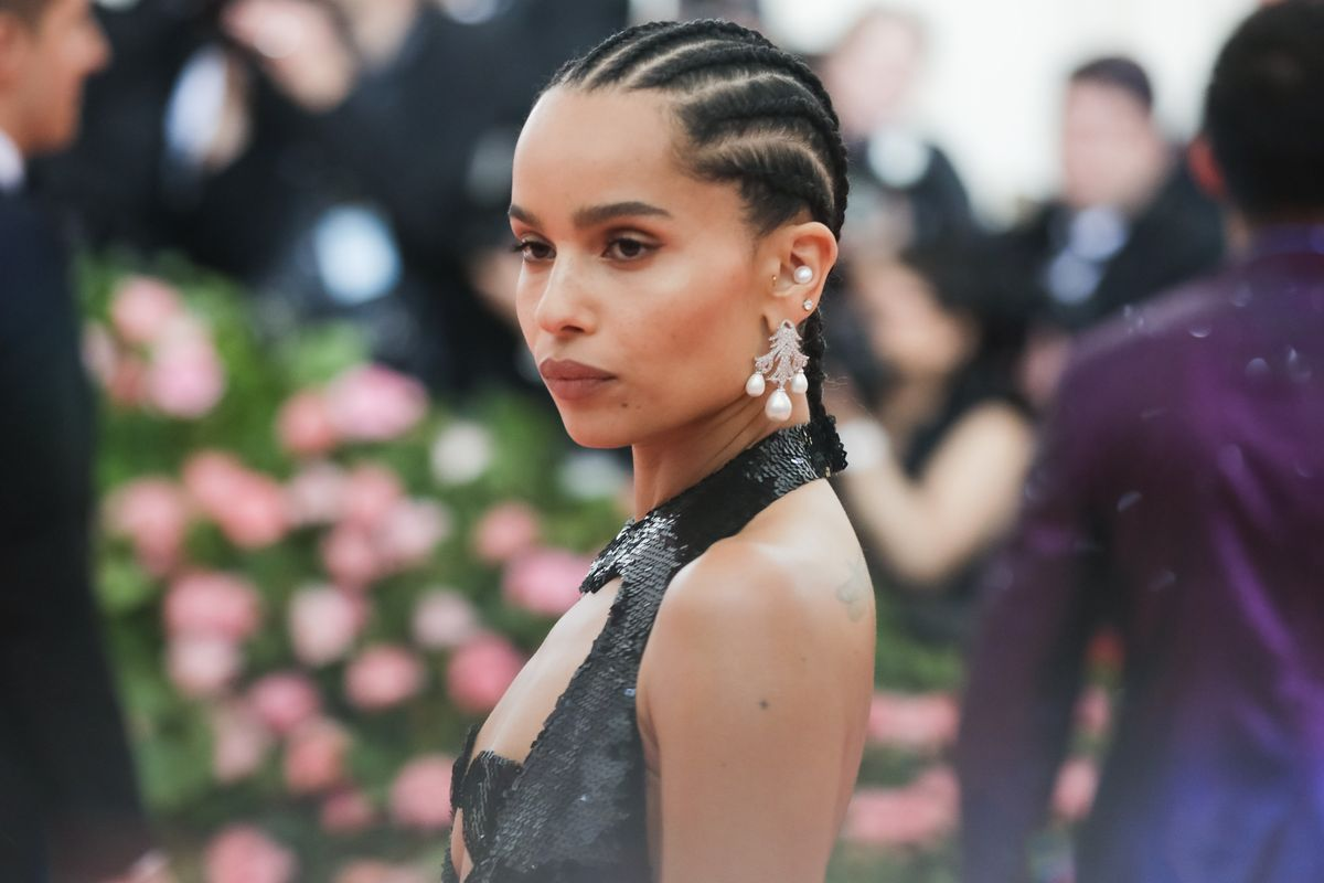 Zoë Kravitz Criticizes Hulu for Lack of Diversity