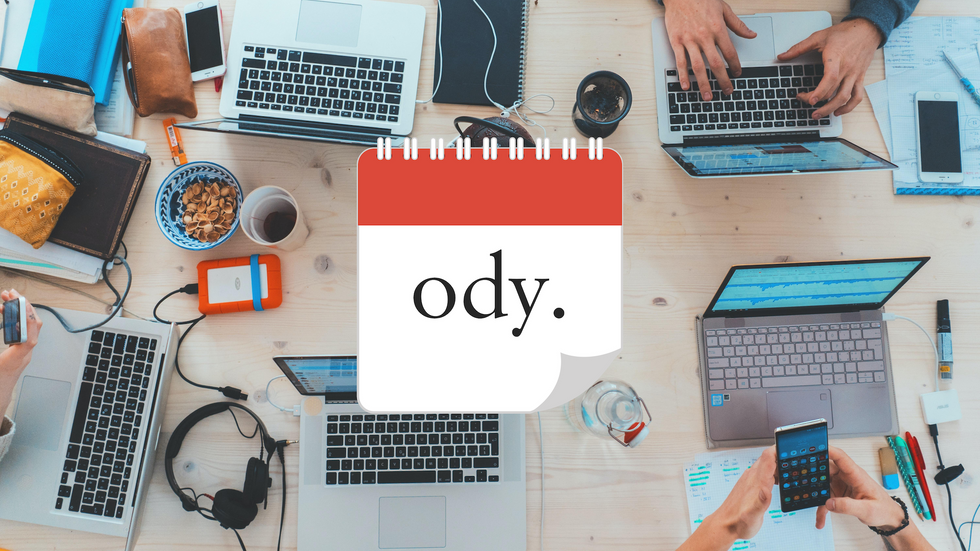 Odyssey Webinar: How To Use Our Monthly Content Calendar