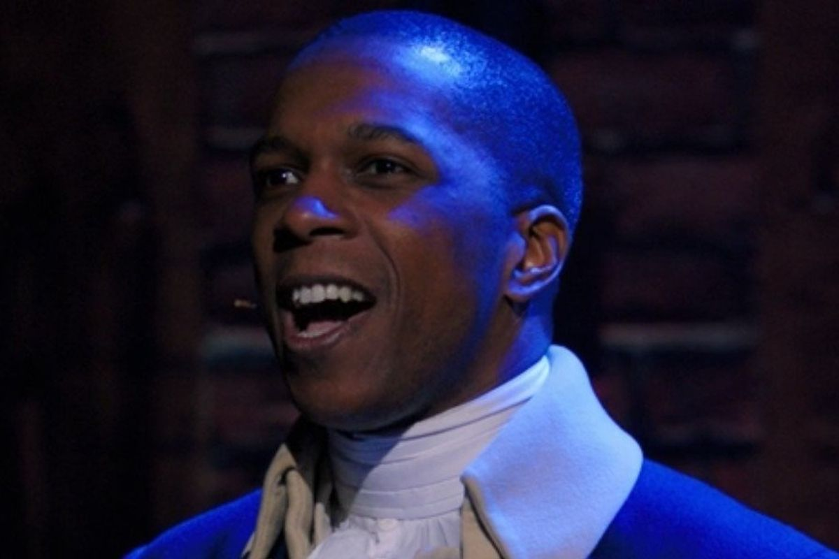 Hamilton star Leslie Odom Jr. refused to appear in the movie until he got a huge raise
