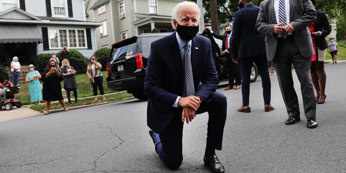 Over 100 black male leaders sign letter saying Biden must pick a black female VP or he 'will lose'