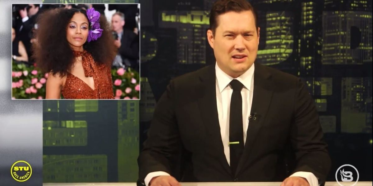 Conservative host gives his take on why a black woman portraying a black woman is racist