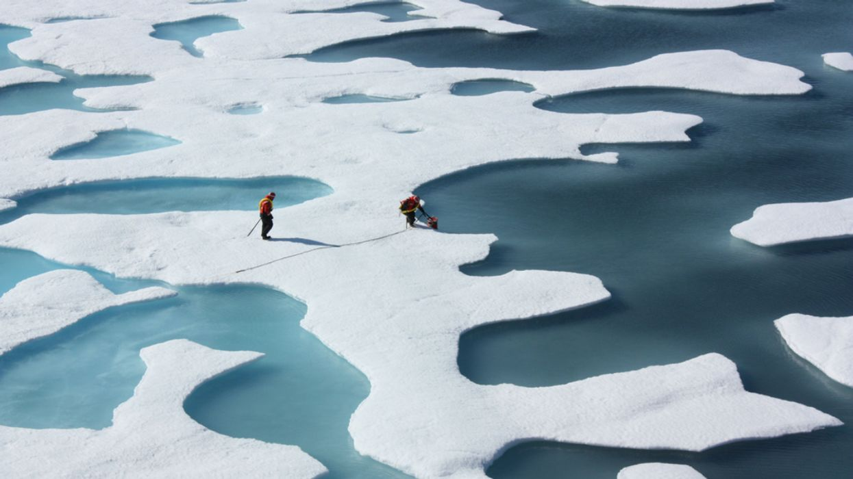 Arctic Sea Ice Melting by 2035 Is Possible, Study Finds