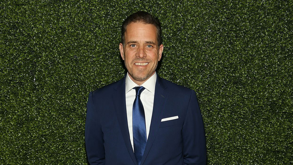 Hunter Biden settled $450K in tax debt within 6 days last month. Last year, he said he was too broke to pay child support.