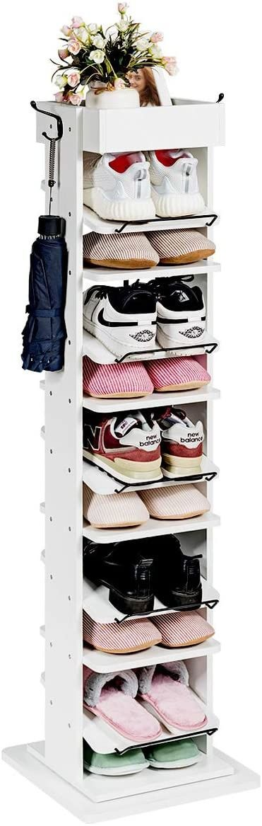 25 Inventive Ways To Organize Your Shoes Brit Co
