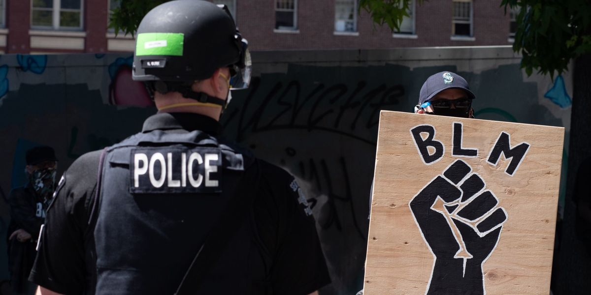 Prominent BLM Organizer Faces 15 Years for Peaceful Protest