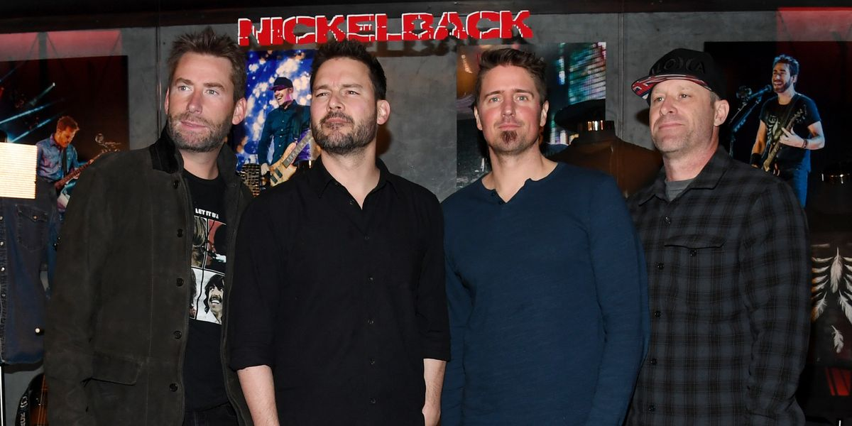 Of Course, Nickelback's Comeback Is in 2020