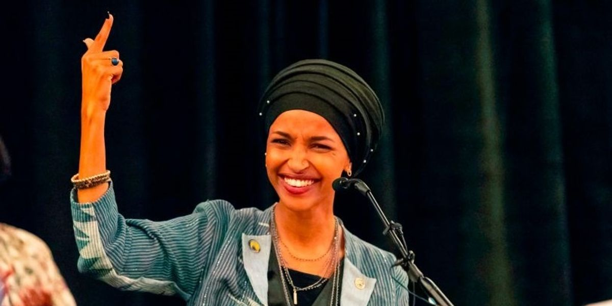'It's over': New EVIDENCE supports allegations of Ilhan Omar's 'extensive spree' of felonies