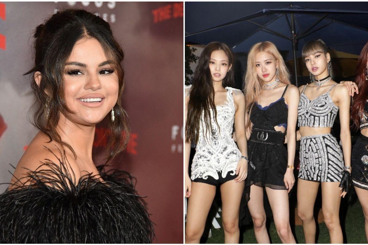 BLACKPINK Announces New Single With Selena Gomez