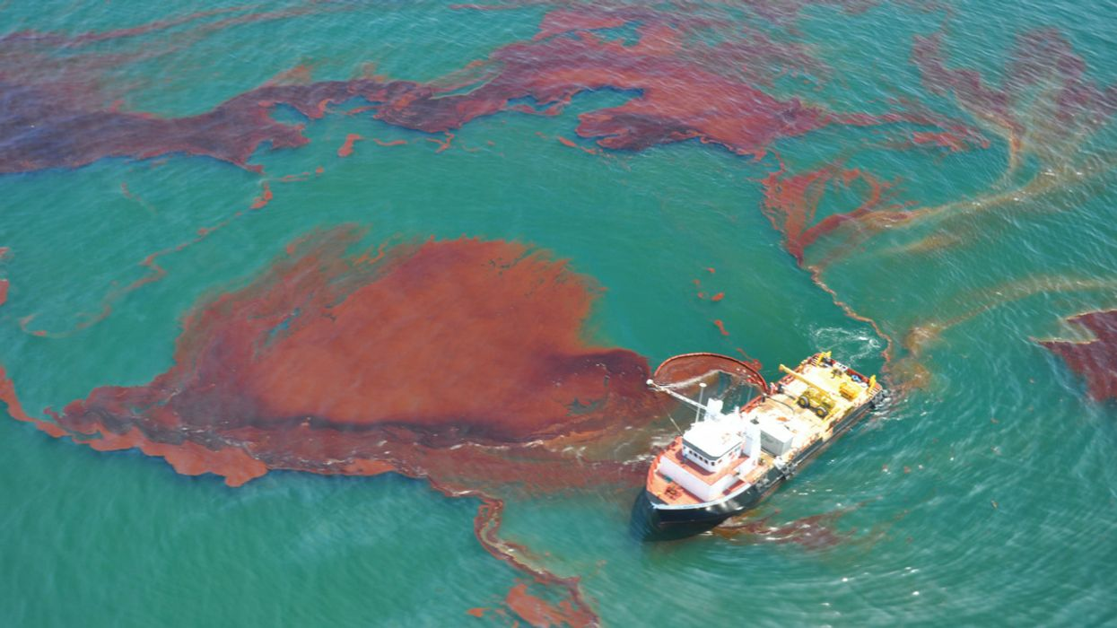 Oil Spill Disasters: How to Limit Environmental Damage