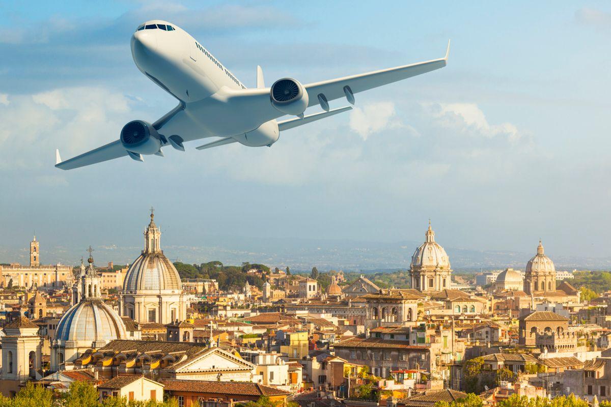 In Europa si torna a volare grazie ai low cost