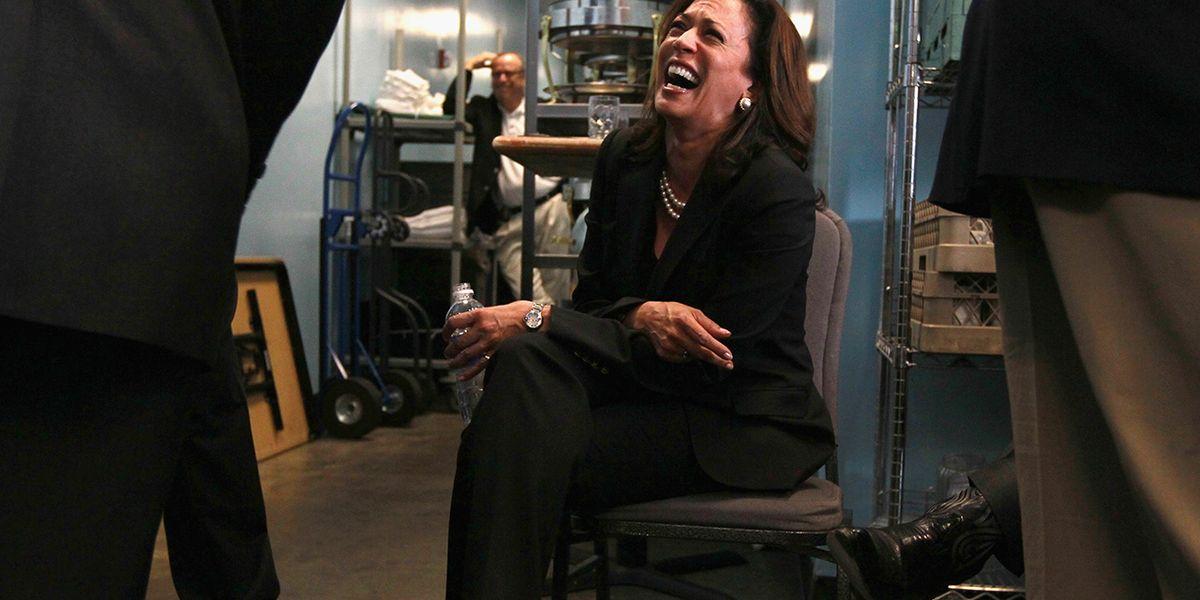 POLL: Will Kamala Harris help or hurt Joe Biden's chances at getting elected?