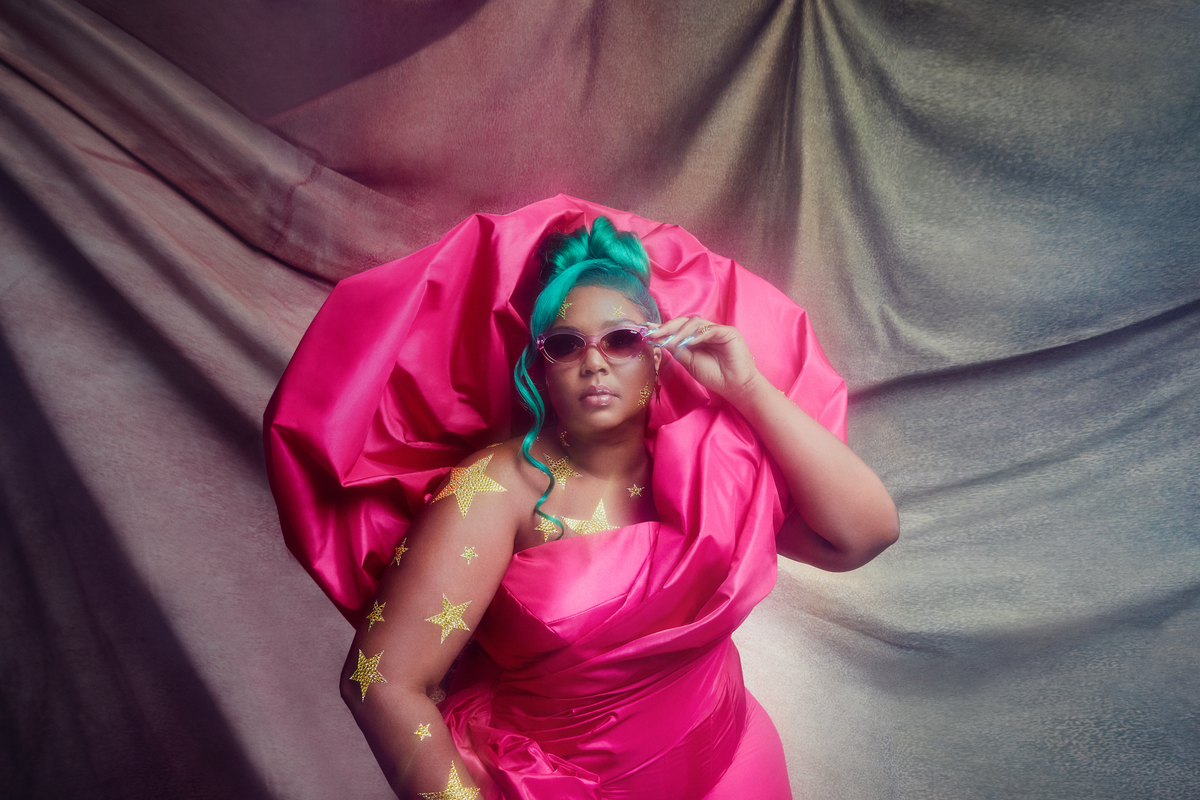 Lizzo Wants You to Use Your Voice and Vote With New Quay Collab