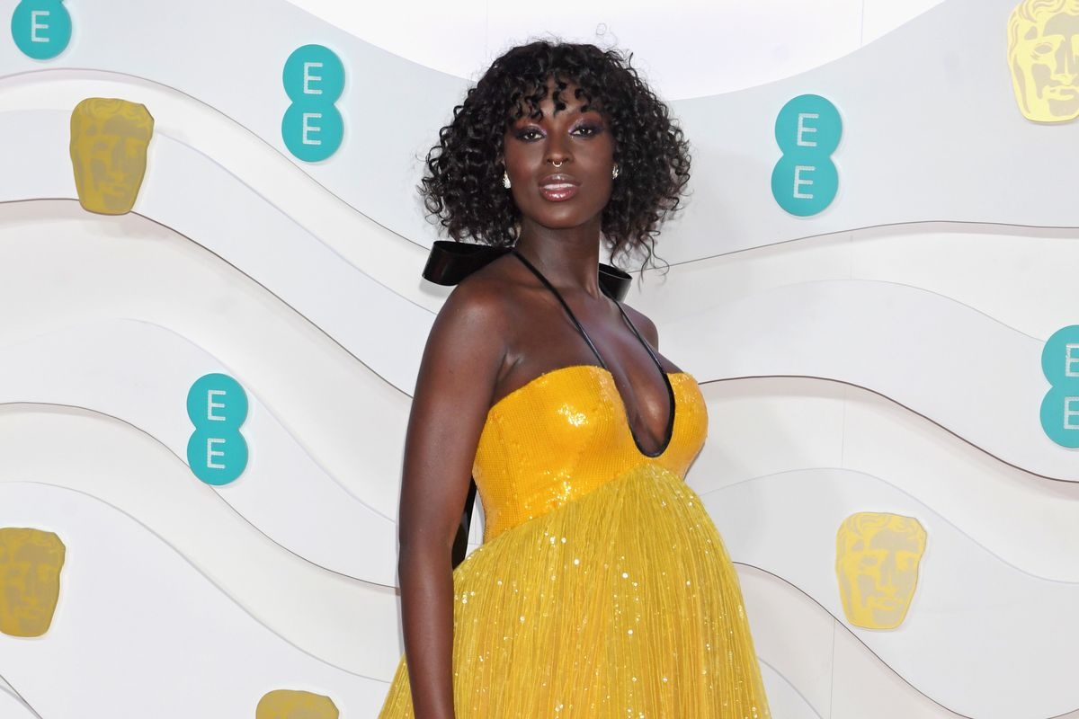 Jodie Turner-Smith Had a Home Birth Because of Systemic Racism
