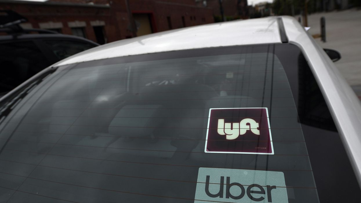 Uber, Lyft warn they'll be forced to shut down service in California if new labor rule stands