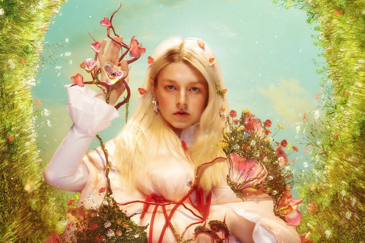 Hunter Schafer Is Shiseido's New Global Brand Ambassador
