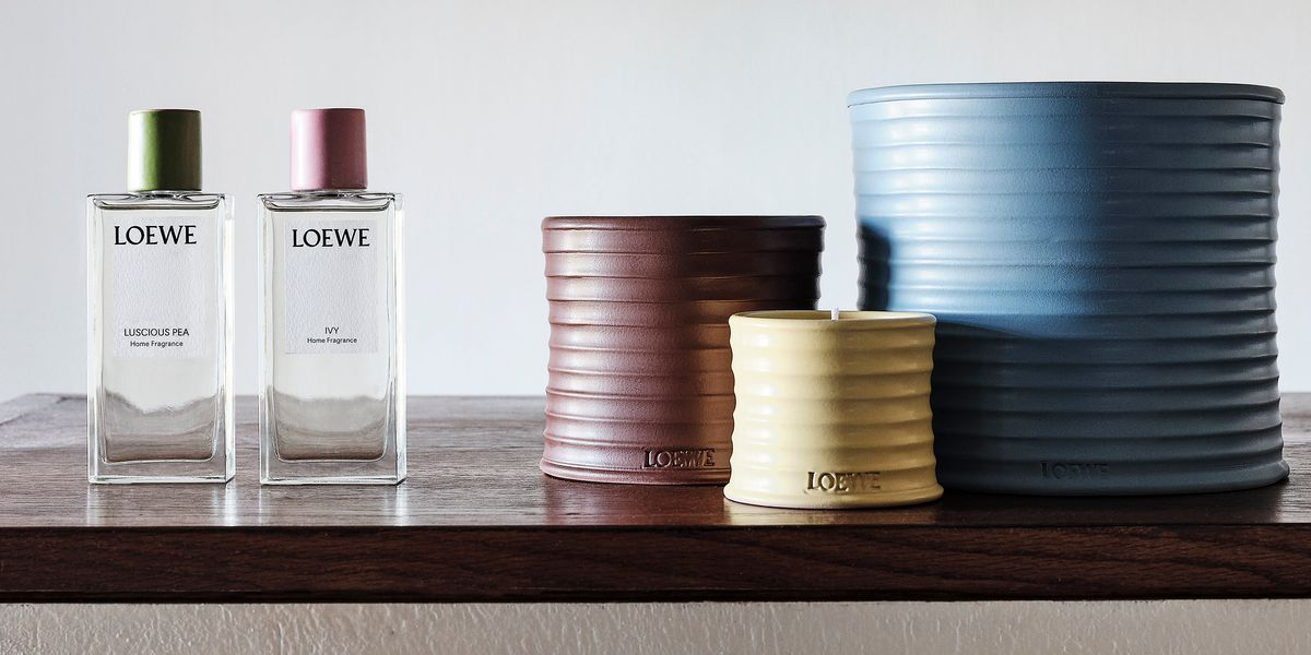 Put Loewe Candles in Every Room of Your Home