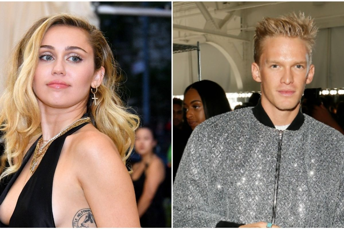 Miley Cyrus, Cody Simpson Reportedly Split