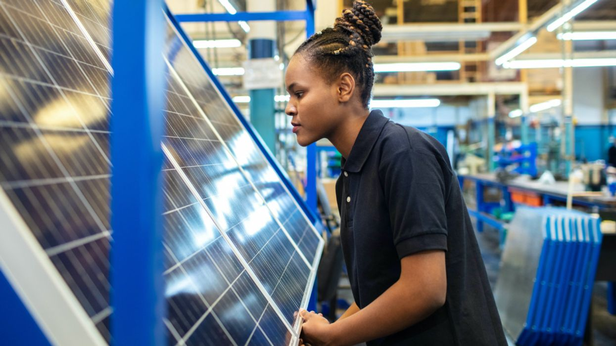 Clean Energy Needs Women and People of Color to Drive Social Change