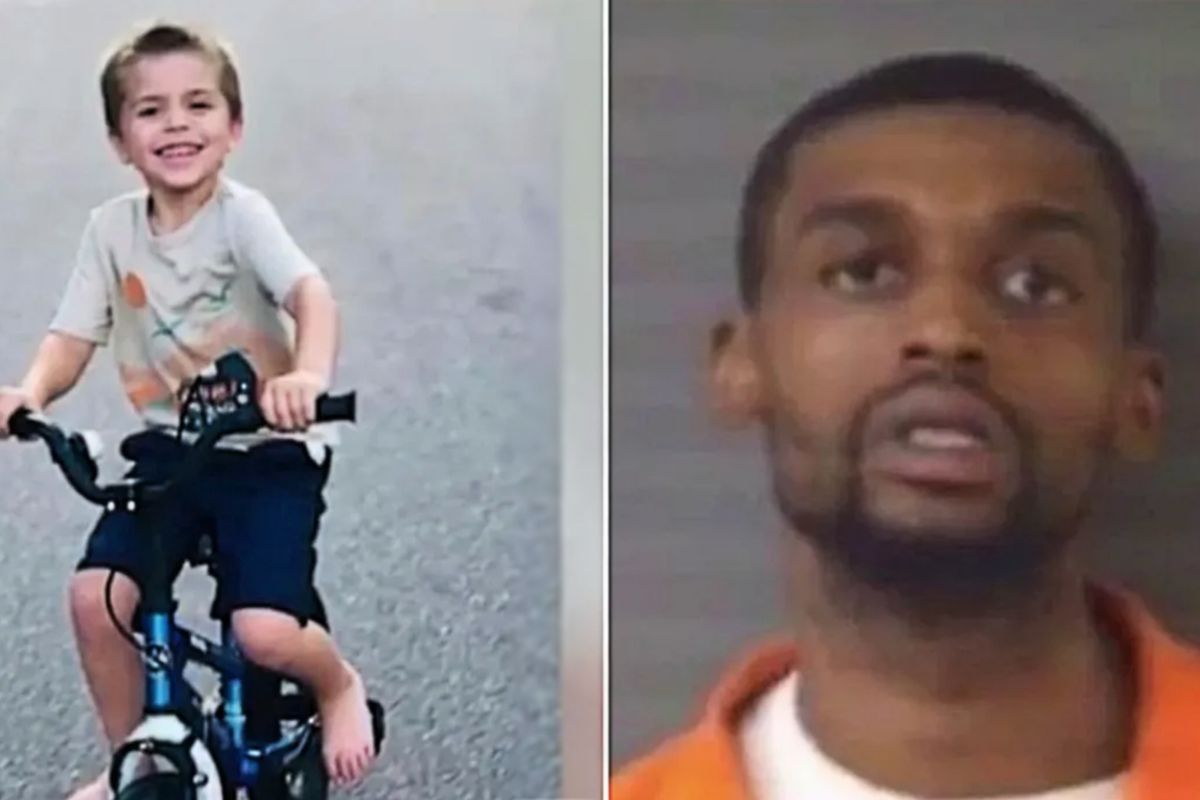 5-year-old Cannon Hinnant's father details his son's horrifying murder: 'You can't imagine what it's like to hold your son in your arms with a gunshot wound to the head'
