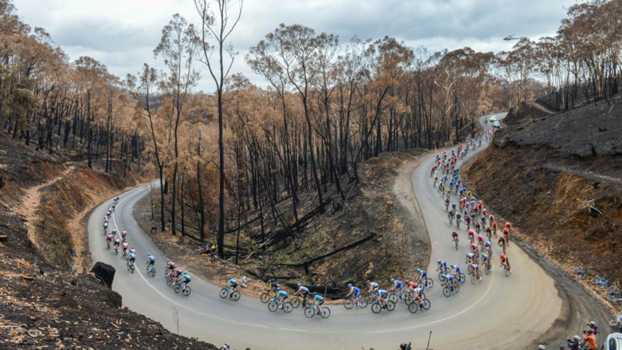 Australia Pro Cycling Race Connections to Fossil Fuel Money Under Scrutiny