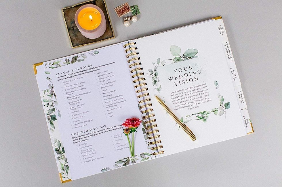 You NEED This Wedding Planner To Help You Plan Your Dream Wedding Stress-Free